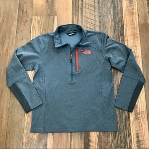 The North Face pull over Jacket men L
